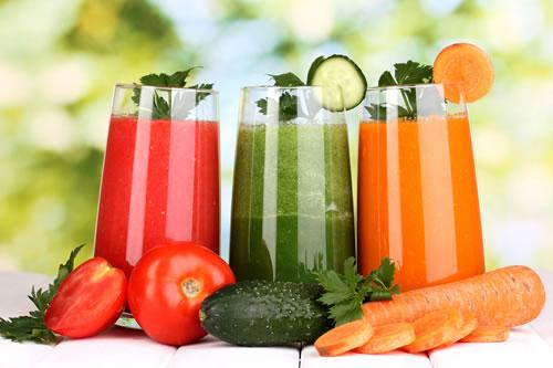 receitas de sucos naturais de frutas e verduras