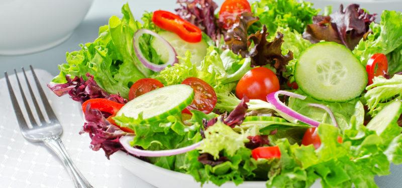 Receita de Saladas Simples e Incríveis.