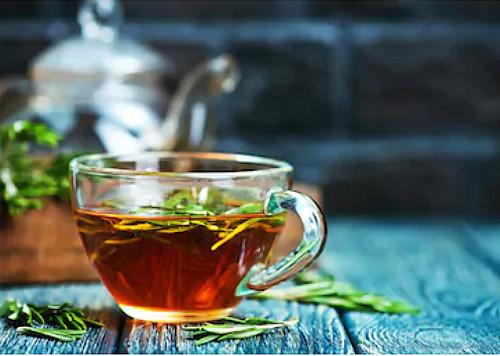 Chá de alecrim com hortelã benefícios
