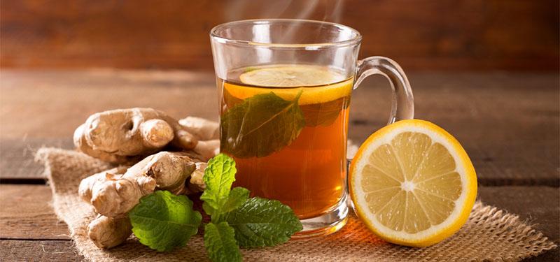 Chá de hortelã com gengibre: Benefícios e Como Fazer!
