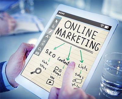 estrutura de um negocio online