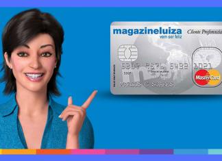 Magazine Luiza - Cartão de crédito