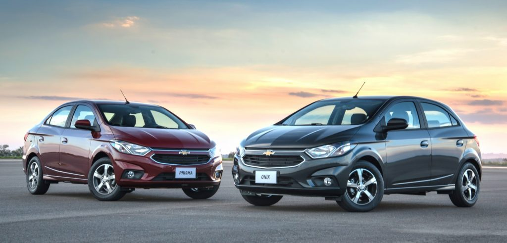 Carro automático - Modelos mais vendidos