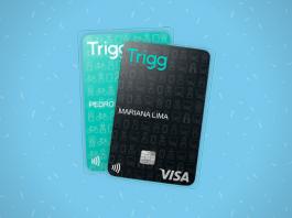 Trigg - Conheça o cartão concorrente do Nubank