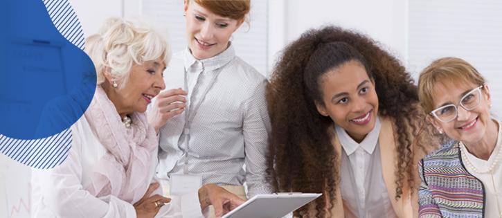 Cursos online auxiliam idosos na capacitação para o mercado de trabalho